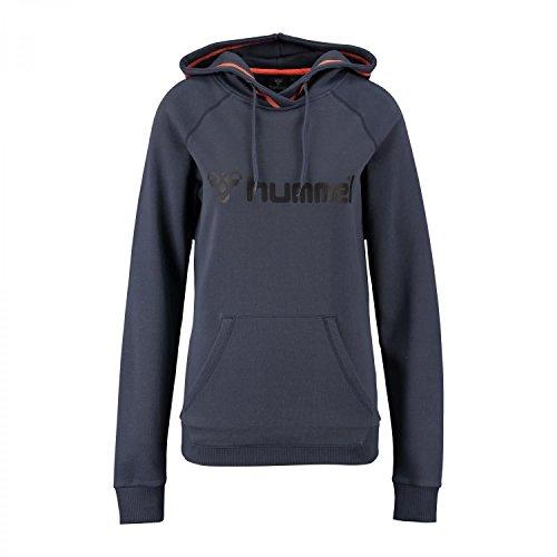 hummel Damen Classic Bee Hoodie Sweatshirt, Ombre Blue, XS