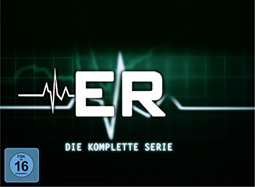 E.R. - Emergency Room - Die kompletten Staffeln 1-15 (Limited Edition) (93 DVDs)