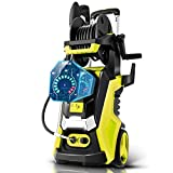 Best Electric Power Washers - TEANDE Smart Pressure Washer 3800 PSI Electric High Review