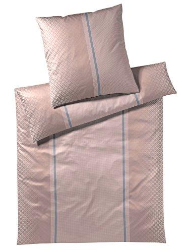 Joop! Bettwäsche Decor Powder 1 Bettbezug 135x200 cm + 1 Kissenbezug 80x80 cm