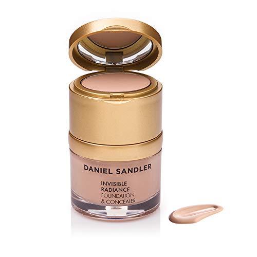 Daniel Sandler Invisible Radiance Foundation and Concealer 30g Beige