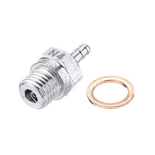 XCQ N3 N4 Glühkerzen-Zündkerze 70117 für RC-Autos Teile dauerhaft 0315