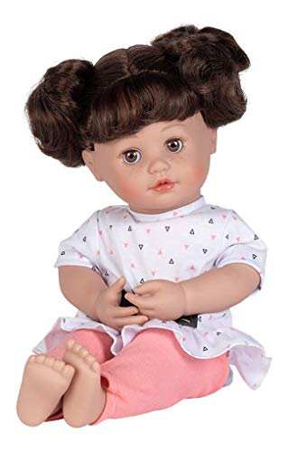 "Adora My Cuddle & Coo Baby ""Sweet Dreams"" - Touch Activated Doll with 5 Sounds: She Cries, Coos, Giggles, Kisses Back & Says Momma"