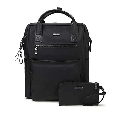 Baggallini Soho Backpack Black One Size