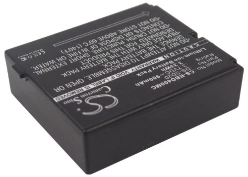 Rechargeable Battery DS-SD20 Replacement for AEE MagiCam SD19, MagiCam SD20, MagiCam SD18, MagiCam SD21 (3.7v 900mAh)