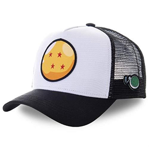 Gorra de béisbol de algodón con Gorra de Malla de 50 Estilos para Hombres y Mujeres, Gorra de Camionero de Hip Hop, Gorras Casquette-BALL-54cm-62cm