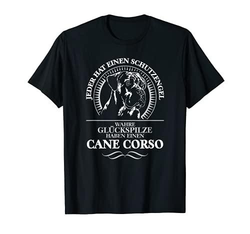 Cane Corso Schutzengel Hunde T-Shirt Hund Shirt Geschenk