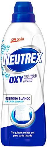 Neutrex Quitamanchas Gel Oxy Blanco Puro Botella 800 ml