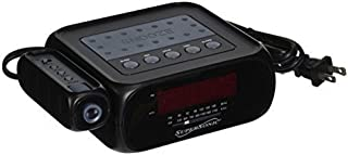Supersonic SC371 Digital Projection Alarm Clock with Radio