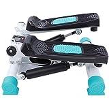 Stepper Ajustable Step Fitness Home Leg Fitness Máquinas de Ejercicio Bleu