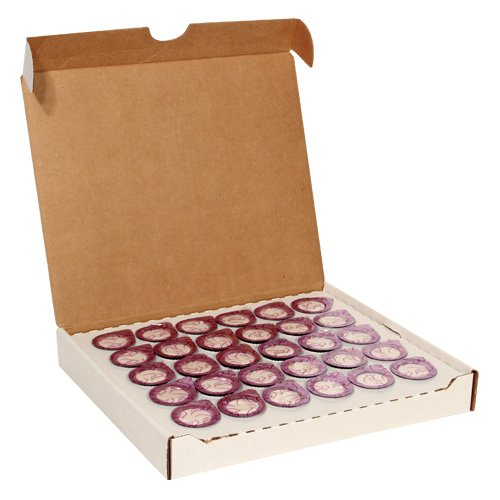 Kingdom Prefilled Communion Cups with Wafers - 30 Count