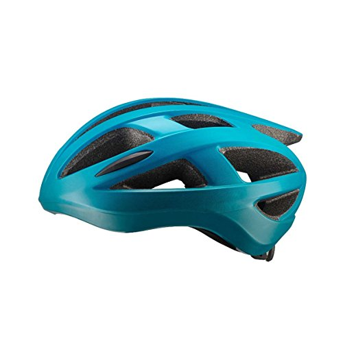 Cannondale CAAD MIPS Equipped Road Bicycle Helmet (Blue with White - Small/Medium)