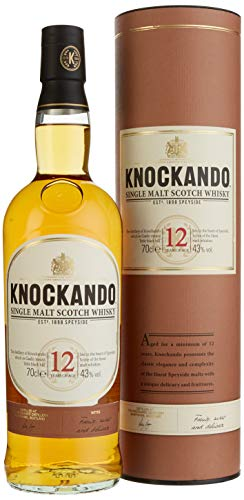 Knockando 12 Jahre Single Malt Scotch Whisky (1 x 0.7 l)