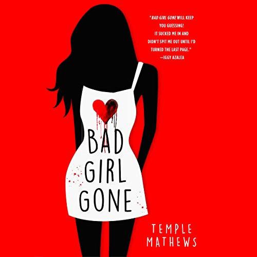 Bad Girl Gone audiobook cover art