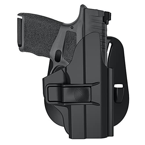 77GO Gun Holster for Springfield Hellcat 9mm...