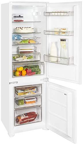 Exquisit Einbau Kühl- und Gefrierkombination EKGC 270/70-4 EA+ | Einbaugerät | 250 Liter Nutzinhalt | weiß