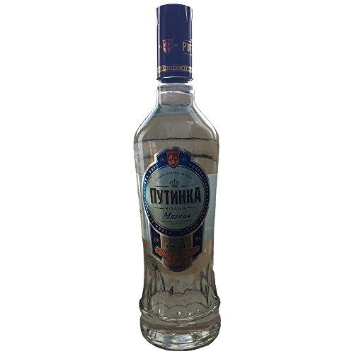 Vodka Putinka Mild 0,7L echter russischer Wodka