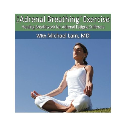 Price comparison product image Dr Lam's Adrenal Breathing Exercise Cd
