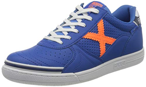 Munich G 3 PROFIT 92, Zapatillas Adulto, Azul, 45 EU