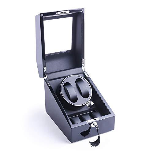 XTELARY Luxus Automatische Uhrenbeweger für 2+3 Uhren