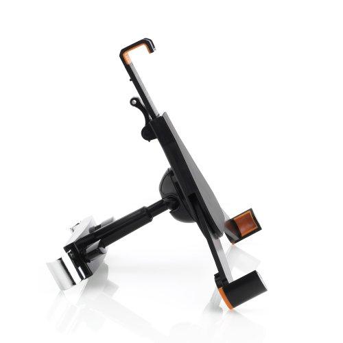 deleyCON Universal Tablet AutoKFZ Halterung fur die Kopfstutze iPad Galaxy Tab usw von 86 bis 101 Zoll