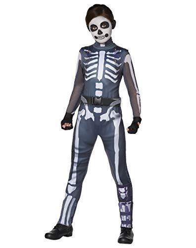 Spirit Halloween Kids Skull Ranger Fortnite Costume   Officially Licensed - XL