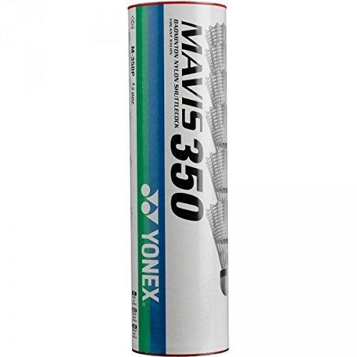 YONEX Mavis 350 Fast Federball (1/2 Dutzend) (2 Röhren)