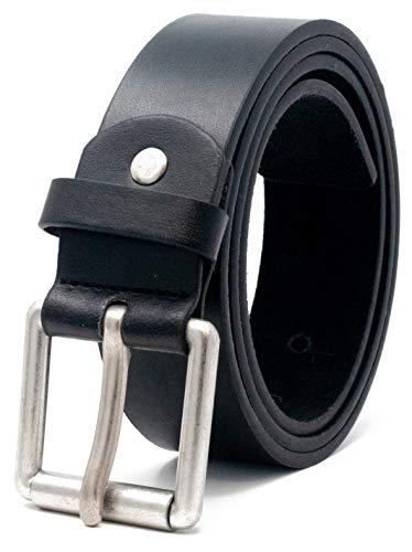 Ossi Hombres cinturón de 38mm para Jeans - tamaños 81cm - 152cm