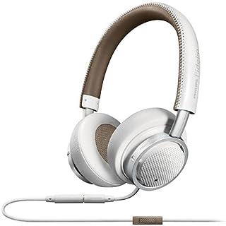 Philips M1MKIIWT/27 MKII Headphones with Mic, White