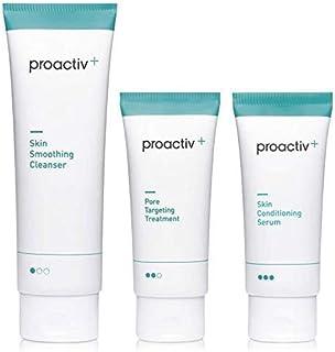 プロアクティブ+ Proactiv+ 薬用3ステップセット 60日サイズ ( 薬用洗顔料 薬用美容液 薬用ジェル状クリーム + 公式ガイド付 )