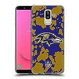 Head Case Designs sous Licence Officielle NFL Empreinte d'animal Vache Baltimore Ravens Art Coque en...
