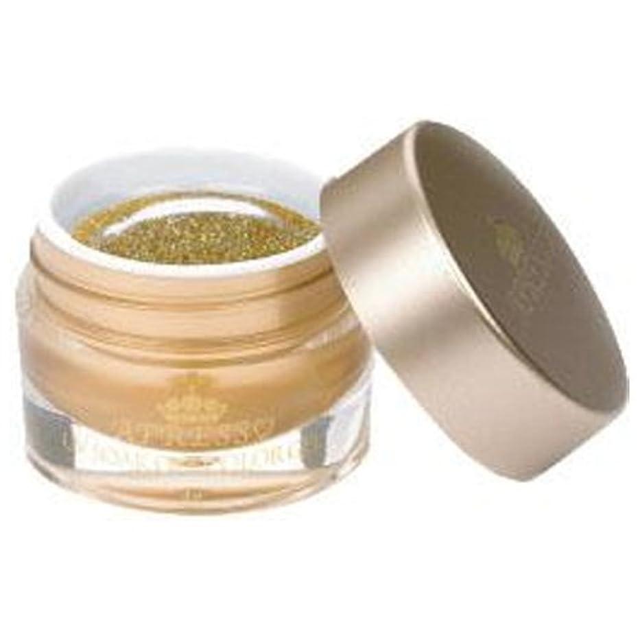 説得刺繍洪水APRESSO UV Glitter Gel S-H Gold