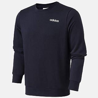 adidas 阿迪达斯男装 春季 跑步训练休闲时尚运动服针织舒适卫衣套头衫