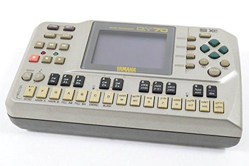 YAMAHA / QY70 総合音源内蔵ハンディ・シーケンサー ヤマハ
