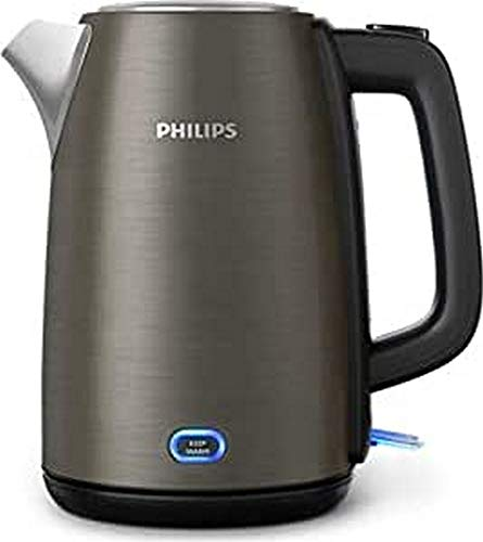 Philips Viva Collection hd9355 0.75l 2200 W Titan – Wasserkocher (2200 W, AC, 50/60, 2200 W, 1 Stück (S))