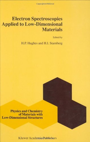 Electron Spectroscopies Applied to Low-Dimensional Structures (Physics and Chemistry of Materials with Low-Dimensional Structures Book 24) (English Edition)