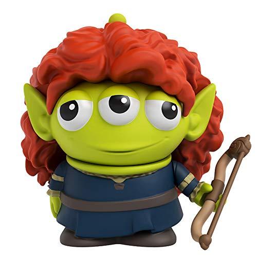 Disney - Pixar Aliens Figuras de juguete Merida (Mattel GMJ32)