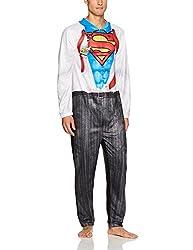 Superman Men's Clark Kent Union Suit