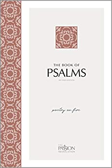 The Book of Psalms (2nd Edition): Poetry on Fire (The Passion Translation) by [Brian Simmons]