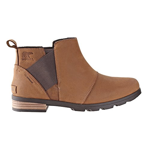Sorel Women's Emelie Chelsea Elk/Cordovan Boot