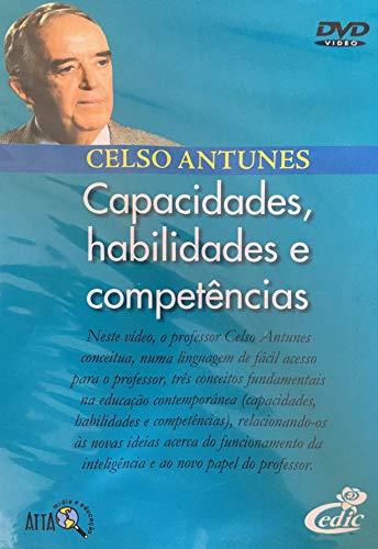 Celso Antunes - Capacidades, habilidades e competências