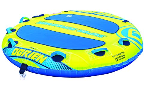 O'Brien Super Screamer Inflatable Tow Tube, 70-Inch