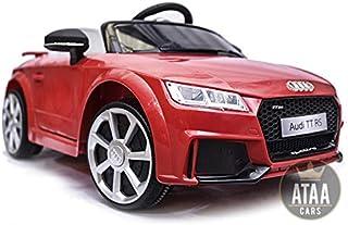 Audi TT RS 12v Licenciado con Mando - Coche eléctrico para