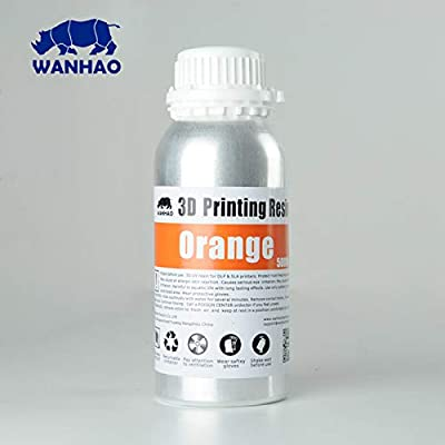 Wanhao 3D-Printer UV Resin - 500 ml - Yellow
