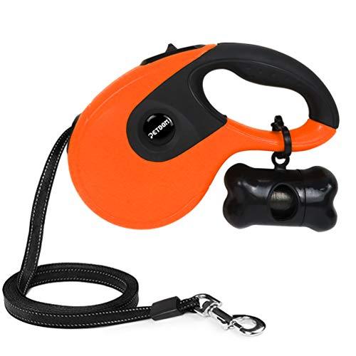 PETDOM Retractable Dog Leash