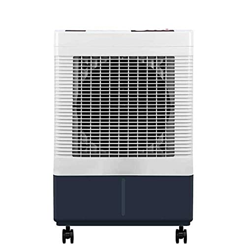 Lapden Large Industrial Grade Evaporative Cooler - 4-in-1 Air Cooler, Air Purifier, Ioniser & Humidifier - 3 Wind Settings & Oscillation, 40L Water Tank - Portable Air Cooler for Home