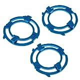 vhbw 3x Soportes de cabezal compatible con Philips S5100, S5