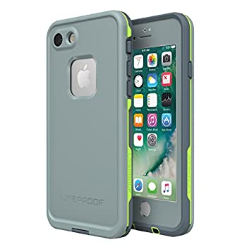 Lifeproof FRĒ SERIES Waterproof Case for iPhone 8 & 7  ONLY  - Retail Packaging - DROP IN  ABYSS/LIME/STORMY WEATHER