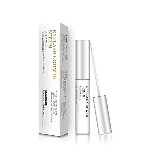 Eyelash Growth Serum Lash Enhancing Serum, Eyelash/Eyebrow Advanced Enhancerand Booster Nourish Damaged Lashes and Boost Rapid Growth for Any Kind of Lash and Brow in 20 Days