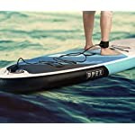 Unigear Surfboard Leash, Premium and Straight Surf Leash for Safer and Unbounded Surfing with Waterproof Phone Case, for…